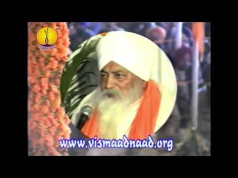 AGSS 2001 - Panthak Vichanran : Bhai Sahib Bhai Harbhajan singh Khalsa Jogi Ji
