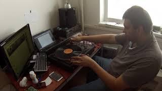 Elektronkový gramofon od kreténa K15 - zkouška po letech s Teslákem