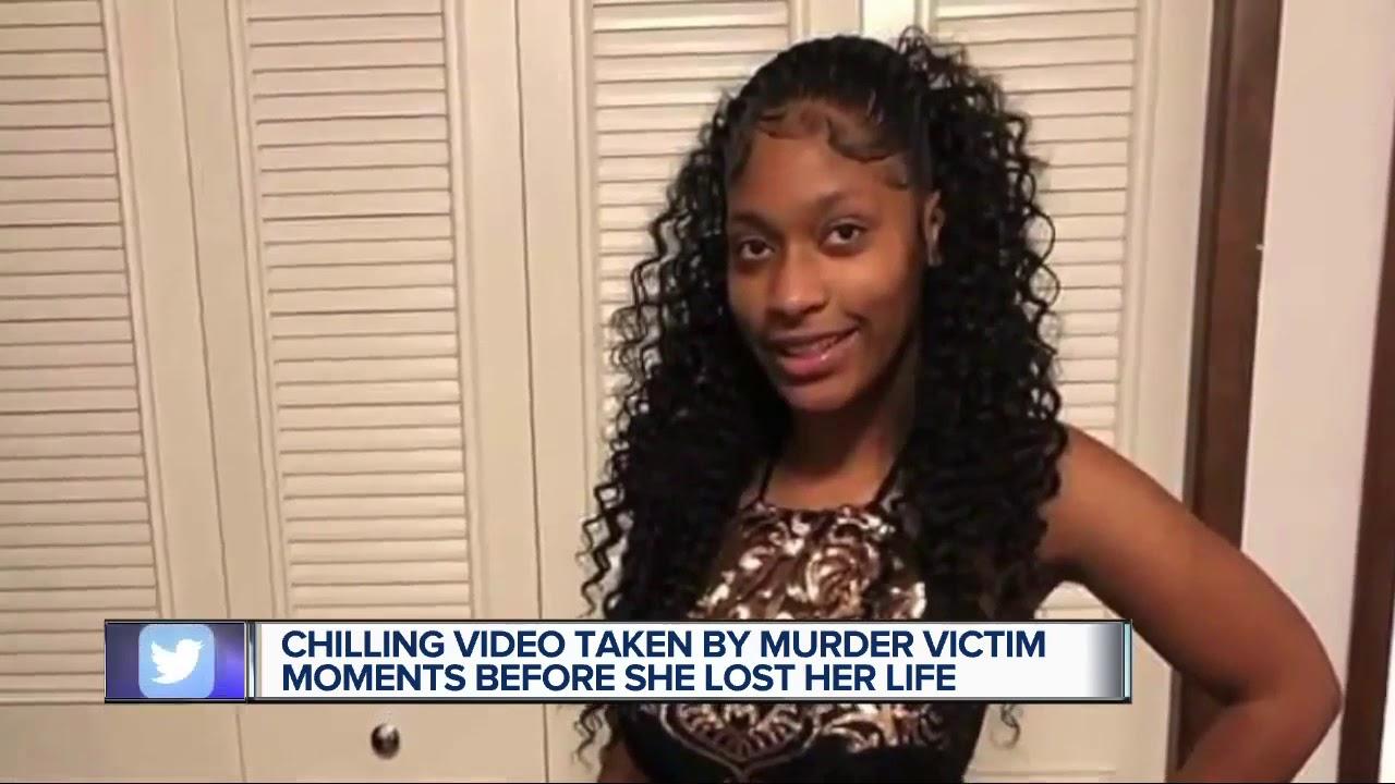 Download Investigators say Warren woman filmed her killer moments before he shot her