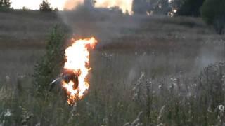 """двойное горение - 100%  для фильма """"ВТОРЫЕ""""  2009г."""