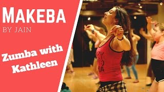 Zumba® with Kathleen ▸ JAIN - MAKEBA