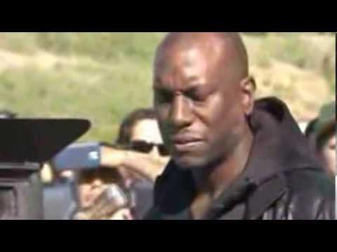 Tyrese Breaks Down In Tears At Paul Walker Crash Site! Updated