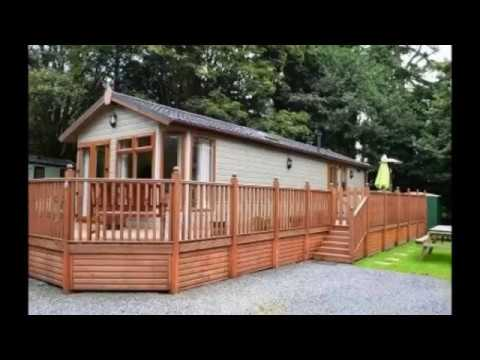 Luxury  Static Caravan Holiday Hire At White Cross Bay Windermere Cumbria