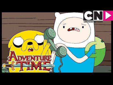 ☃️ Adventure Time 🎄 | Frozen Eyeballs | Holly Jolly Secrets Pt. 1 | Cartoon Network