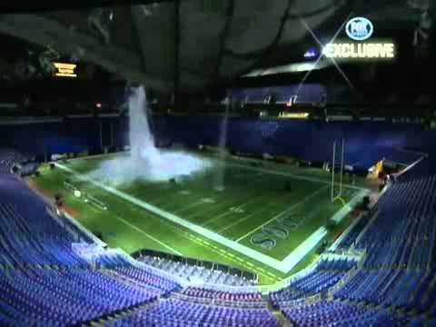 Minnesota Vikings Stadium Roof Collapsed Youtube