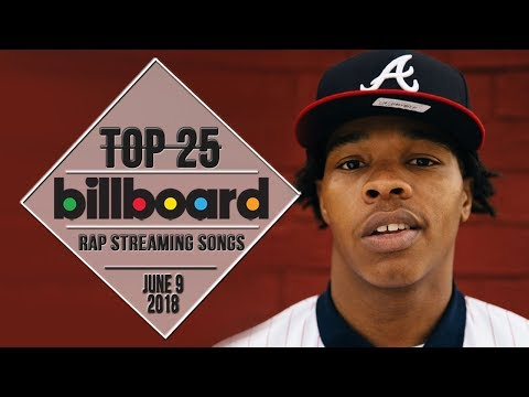 Top 25 • Billboard Rap Songs • June 9, 2018 | Streaming-Charts
