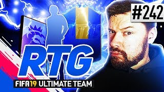 I PACKED AN INSANE EPL TOTS! - #FIFA19 Road to Glory! #242 Ultimate Team