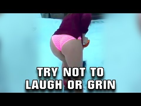 YOU CLICK, YOU LAUGH, YOU LOSE! TRY NOT TO LAUGH or GRIN