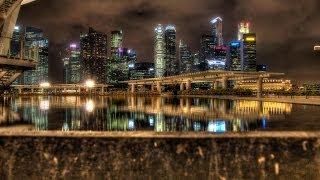 #502. Сингапур (Сингапур) (очень классно)(Самые красивые и большие города мира. Лучшие достопримечательности крупнейших мегаполисов. Великолепные..., 2014-07-02T17:31:06.000Z)
