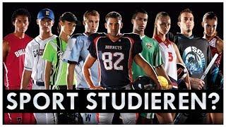 SPORT STUDIUM - Was erwartet dich? Meine Erfahrungen nach 5 Semestern