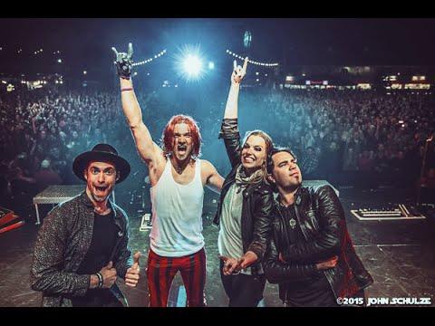 Halestorm - Summerfest 2015 Live