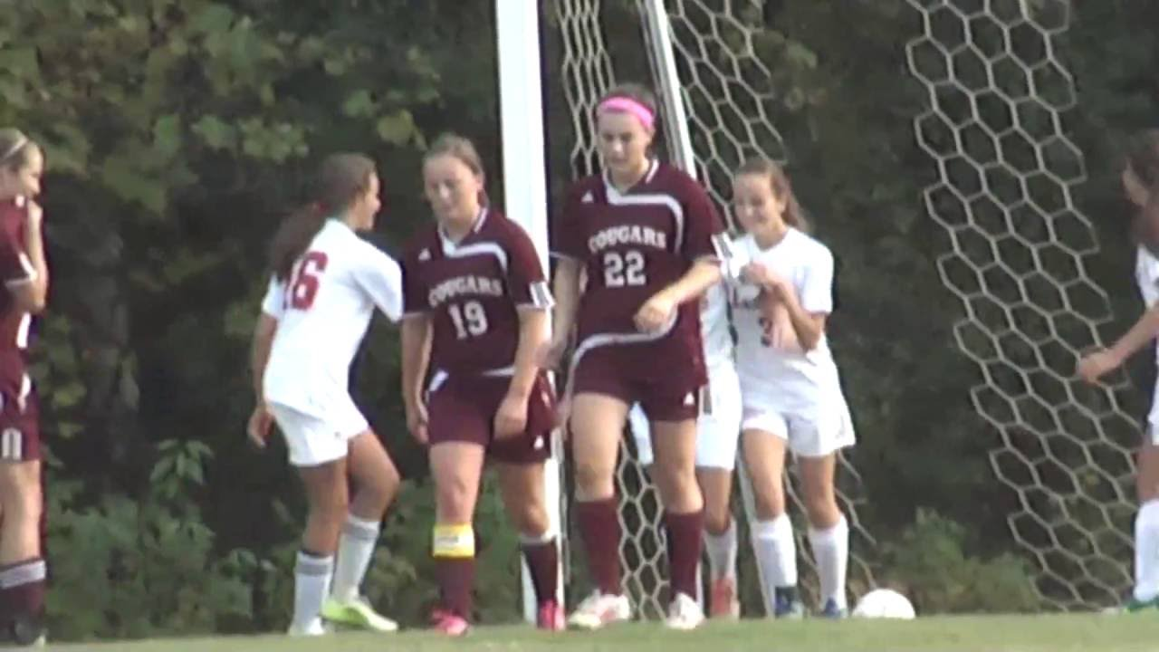 NCCS - Beekmantown Girls  9-30-14