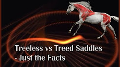 Treeless vs Treed Saddles - Just the Facts by Saddlefit 4 Life®
