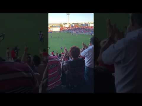 Algeciras-Jaén (1-0) Gol de IvánTurrillo