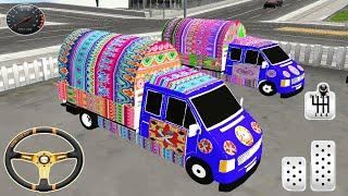 Van Driver 2021 - Passenger Van Driving - Android GamePlay 2021
