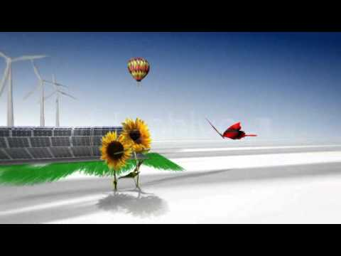 Green Energy - Eco Intro - After Effects Project File