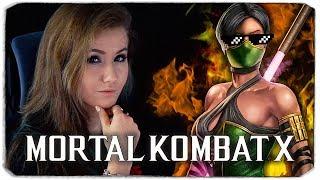 ИГРАЕМ В МОРТАЛ С ВЕБКОЙ - САМАЯ КРУТАЯ ОБНОВА?! - Mortal Kombat X Mobile