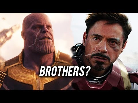 What Everyone Forgot About Thanos and Tony Starks Relationship