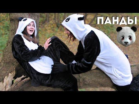 Панды - фотосет   Тверк   Кигуруми