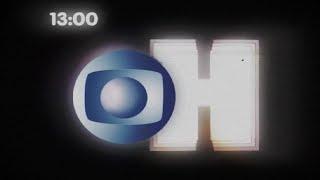 Encerramento das transmissões - Rede Globo 1978