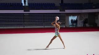 VII Российско-Китайские игры (Анастасия Симакова-мяч)