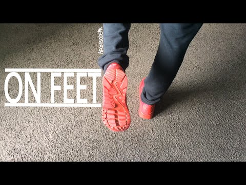 Nike Air Max 90 Ultra Essential On Feet