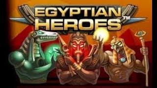 видео Egyptian Heroes