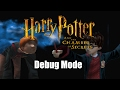 Harry Potter and the Chamber of Secrets - Debug mode fun (Weird player models and more)
