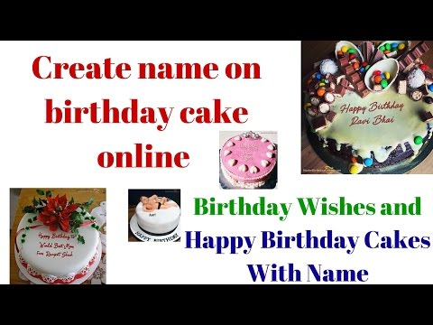 Permalink to Birthday Wishes With Name Online