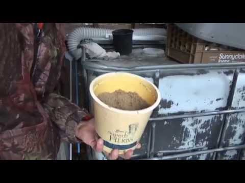 My Simple FREE Homemade Sand & Gravel Rain Water Filter