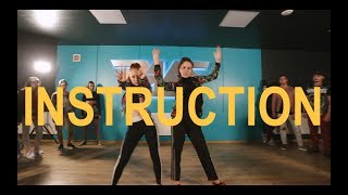 JAX JONES - Instruction ft. Demi Lovato | Gabor Dukai Choreography