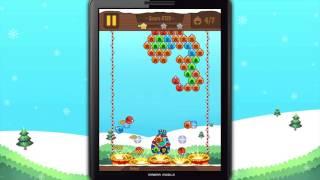 Bubble Shooter Holiday - Magma Mobile Game