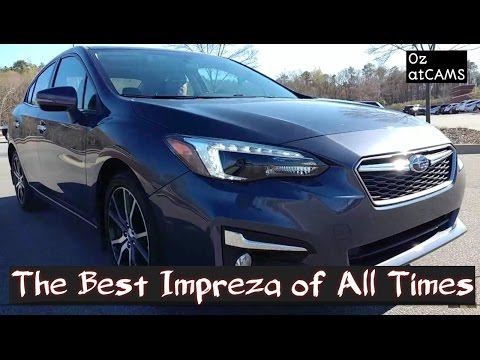 The Best Impreza of All Times
