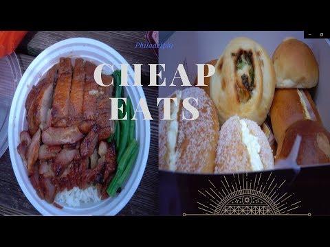 Cheap Eats In Chinatown Philadelphia (Khmer Vlog)