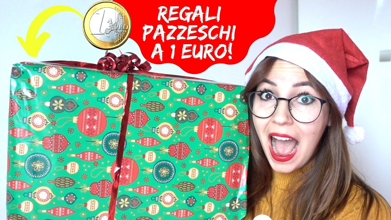 REGALI DI NATALE A 1 EURO! *DIY Christmass gifts* - YouTube