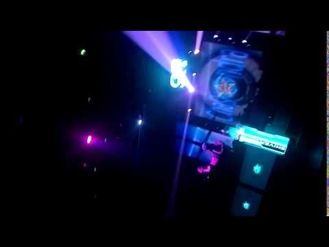 DJ Chasandra live at Boshe VVIP Club Bali