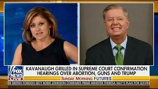 Graham Recaps Supreme Court Hearings and More with Maria Bartiromo