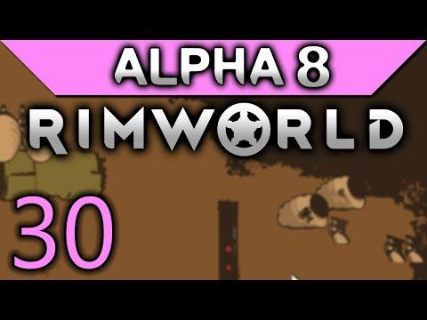 Attention Deficit | Rimworld Alpha 8 Part 30