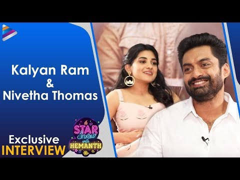 Kalyan Ram and Nivetha Thomas Exclusive Interview | 118 Telugu Movie | The Star Show With RJ Hemanth