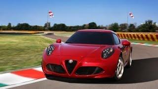 Наши Tесты Alfa Romeo 4C 1.8T