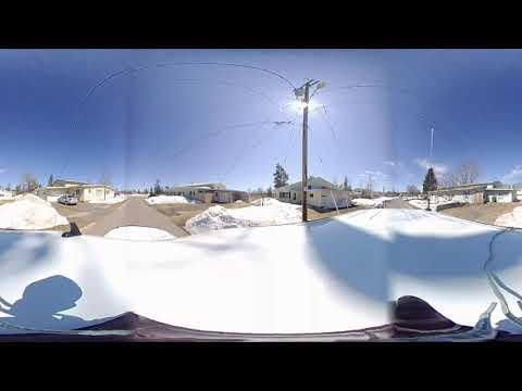 K I  Sawyer 360 Video Neighborhood Drive