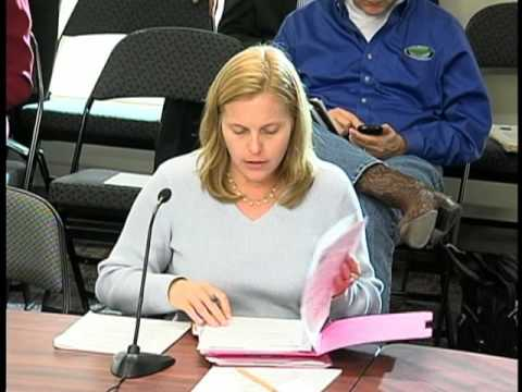 Cabarrus County Agenda Meeting 11-2-09