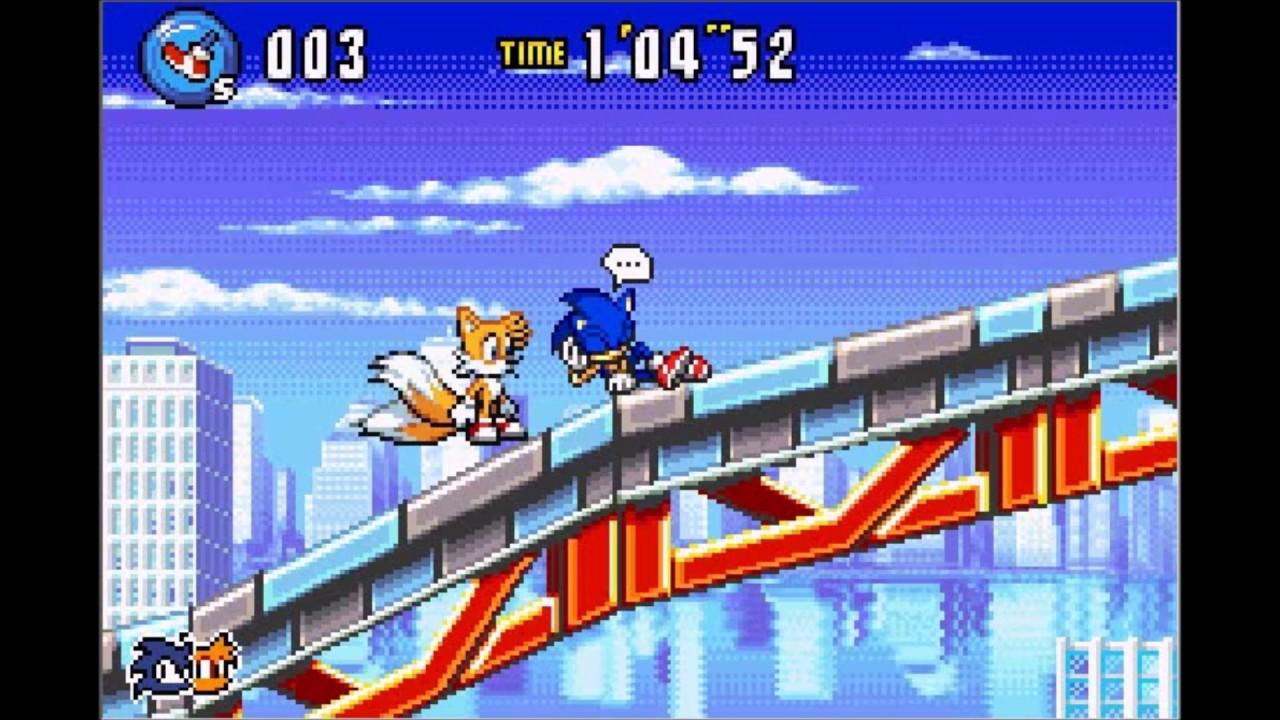 Sonic Advance 3gamerate