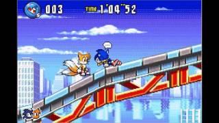 Sonic Advance Series - Idle Animation Compilation [Sonic Advance 1, 2 & 3]