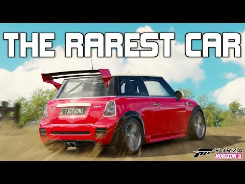Generate Forza Horizon 3 - THE RAREST CAR - John Cooper Horizon Edition - KEEP THE CHAIN ALIVE Images
