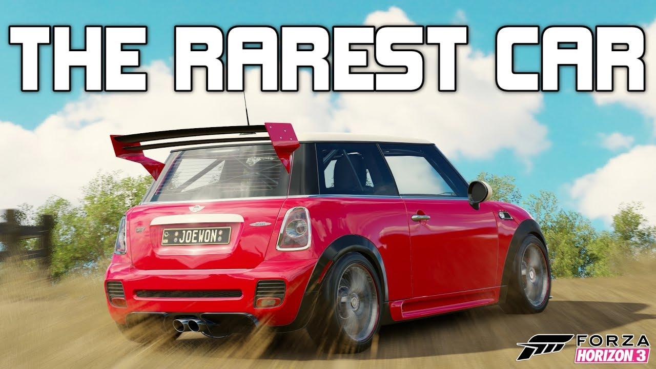 Rarest Cars In Forza Horizon 3 Forza Horizon 3 All 10 EXTREMELY RARE