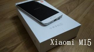 Xiaomi Mi5 проверенный продавец. Распаковка.