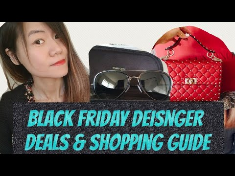 Holiday Shopping Deals & Tips 2017 - Toys, Tech, Designer & Amazon Deals