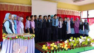 lagu kenangan terindah ( majlis pesaraan Guru Besar Mustafa ).MP4
