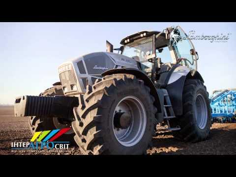 """Интер Агросвит Lamborghini tractors """"Deutz tractor"""""""